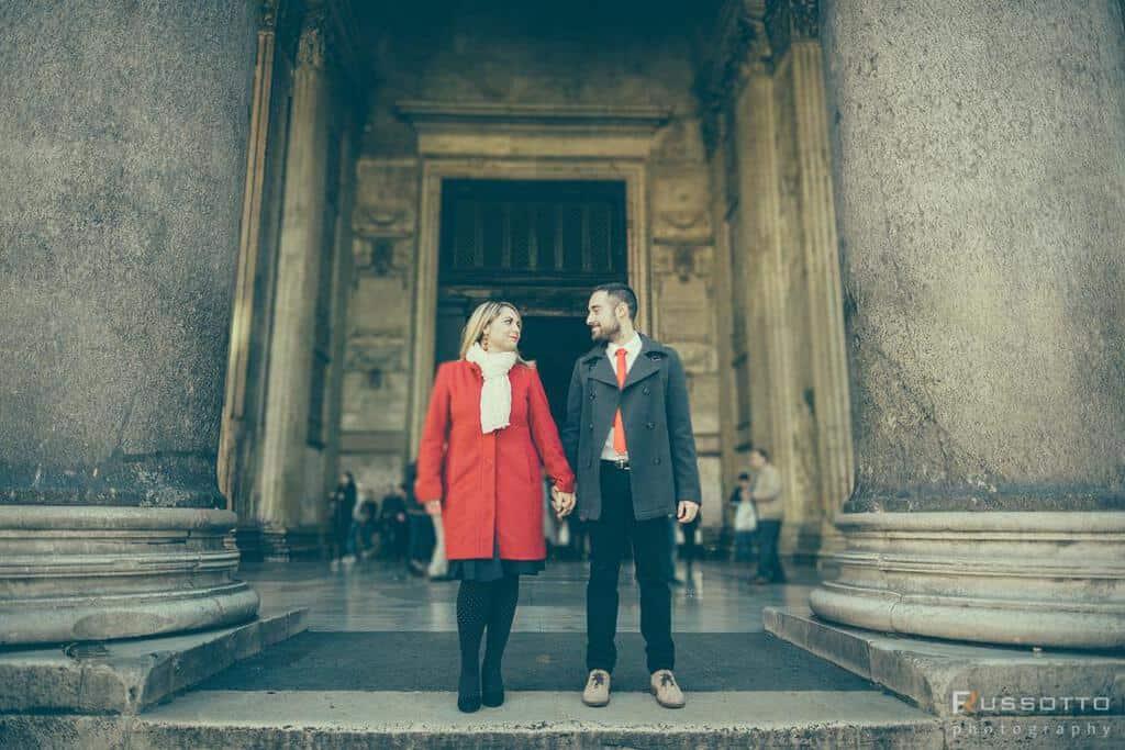 Fotografo matrimonio Roma servizi fotografici Daniele e Valentina 71