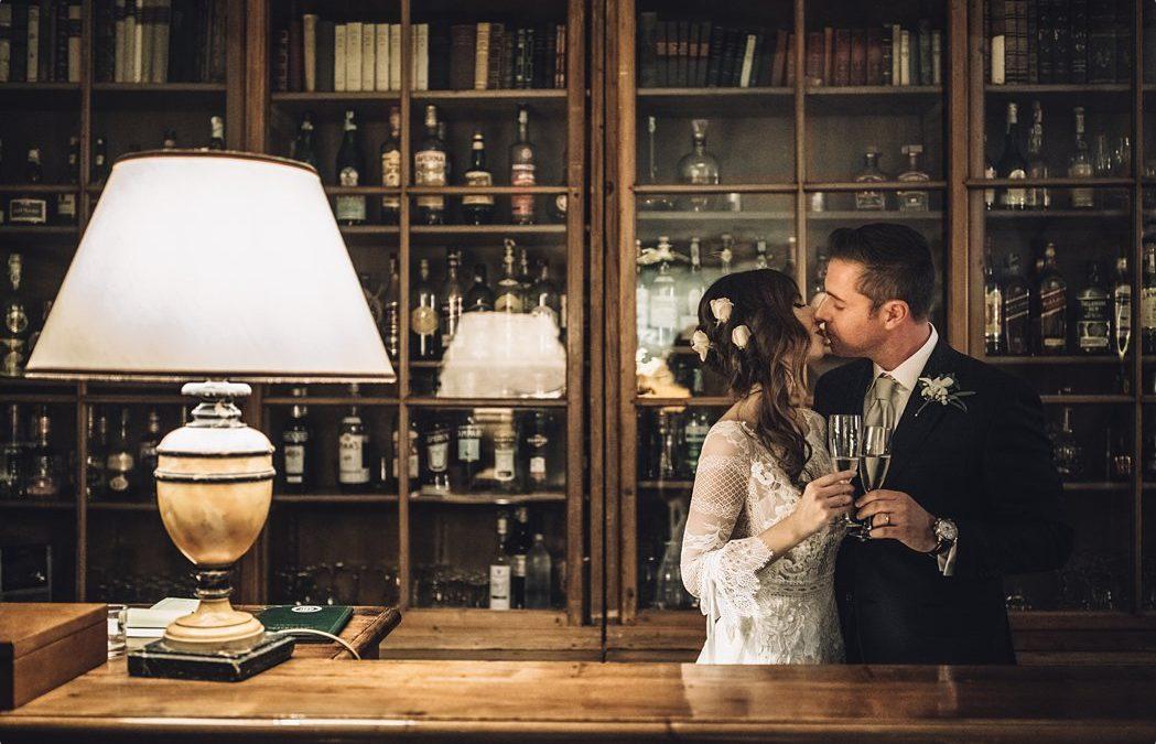 Matrimonio Invernale Villa Grazioli Fotografo